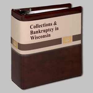 Collections & Bankruptcy in Wisconsin